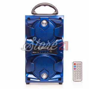 Boxa Activa Portabila, Acumulator, Bluetooth,Radio,Wireless, Telecomanda