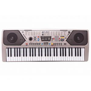 Orga electronica MQ-001UF Boxe,MP3,USB,Microfon,Claviatura 61 clape,100 de Ritmuri
