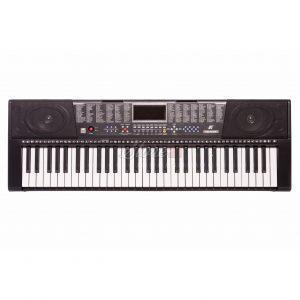 Orga electronica MK-2108, 61 de Clape, Luminate Led ,Functie invatare, USB,255De Ritmuri,