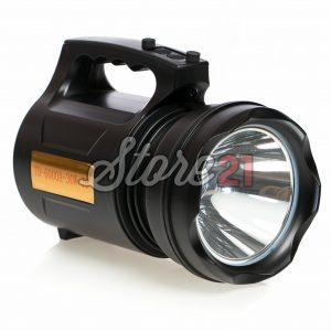 Lanterna 30W LED Puternica Portabila Acumulator, Faza lunga si scurta