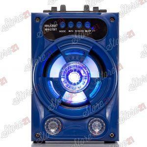 Boxa Activa Portabila, Acumulator, Bluetooth,Radio,Wireless