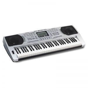 oferta Orga electronica XY-335, Afisaj LCD, 61 de clape, USB, Card SD, 5 Octave 96x36x14 cm