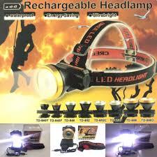 lanterna de cap baterie reîncărcabilă + sursă + cutie