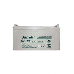 Acumulator Solar Gel Jarrett 12 V 150 Ah
