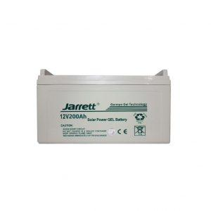 Acumulator Solar Gel Jarrett 12 V 200 Ah