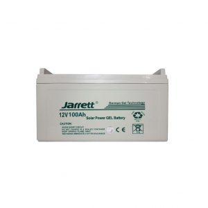 Acumulator Solar Gel Jarrett 12 V 100 Ah